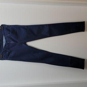 Seven skinny dark rinse jeans